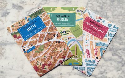 The first edition of our new Berlin Mitte guide is out