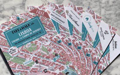 Yes! We launched or second city: Bem-vinda Lisboa!